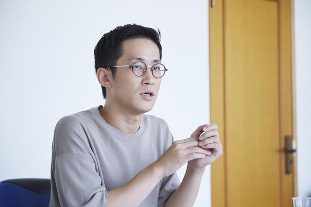 武井さんインタビュー時写真