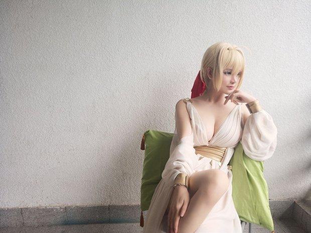 前羽_rrさん/『Fate/EXTELLA』ネロ・クラウディウス1