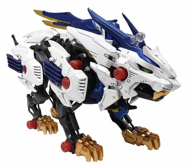 ライオン種の「ZW15 覚醒ワイルドライガー」税別4,000円
