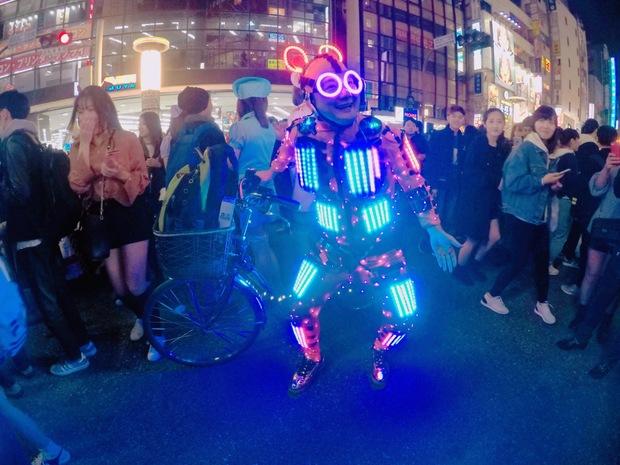 2017年渋谷ハロウィン GoProで撮ってみた!