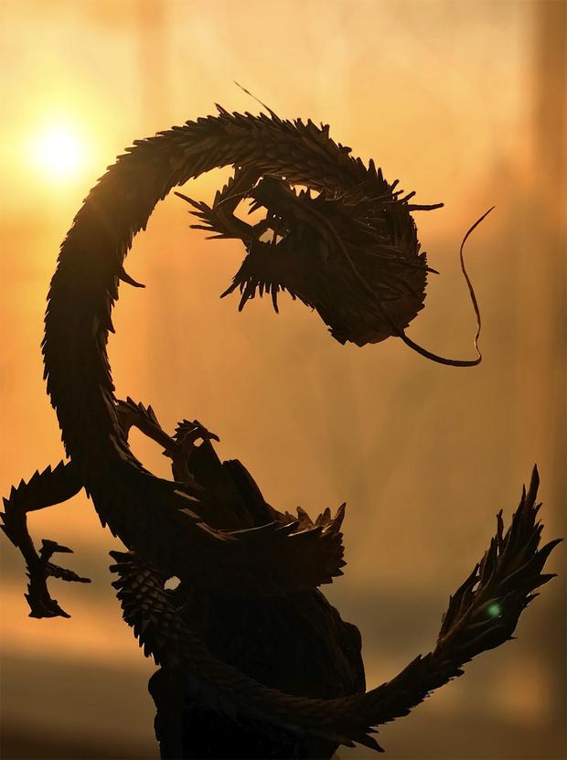 cardboard)dragon2