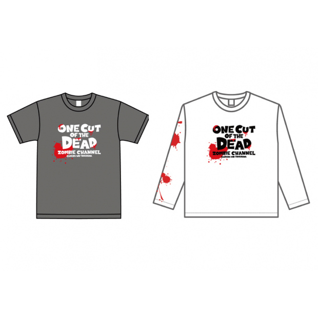 「ONE CUT OF THE DEAD」Tシャツ