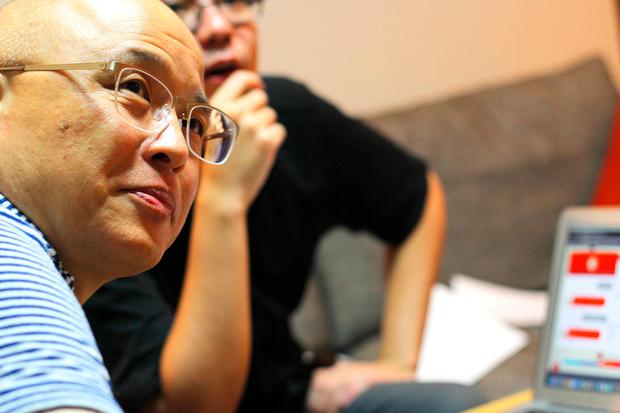 AI開発者の話を聞く、三田紀房先生