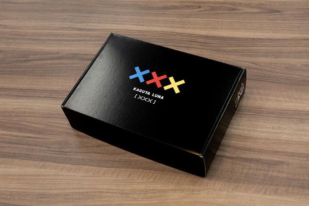 輝夜月『XXX』完全生産限定盤