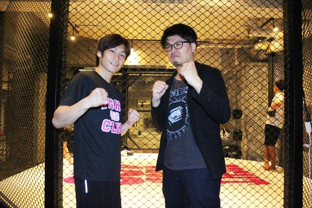 「FIGHT CLUB 428」 1