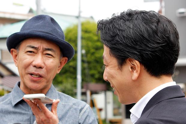 最後の依頼は、古賀さんの奥さんに木梨さんからサプライズの電話をかけてあげてほしい、という内容