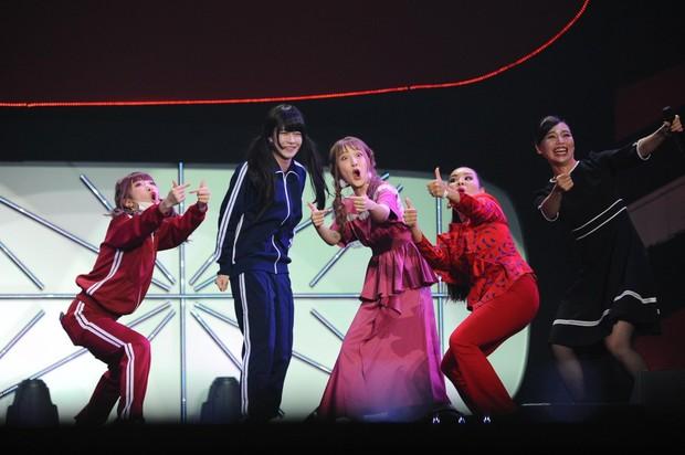 左からまあたそさん、よききさん、ふくれなさん、マリリンさん、和田さん。