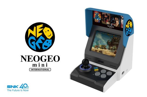 NEOGEO mini海外版