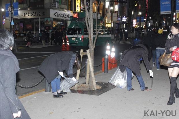 渋谷カウントダウン2018