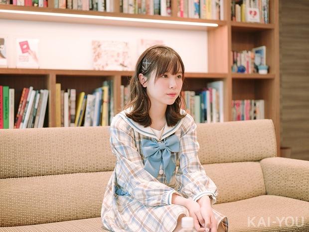 Liyuu(リーユウ)インタビュー