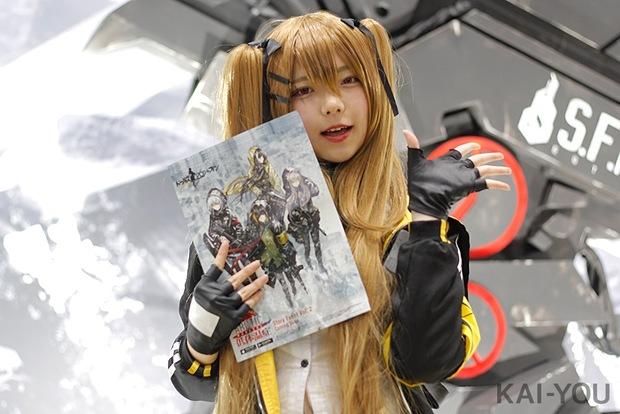 「コミックマーケット95」(C95)美人コスプレコンパニオン写真まとめ9