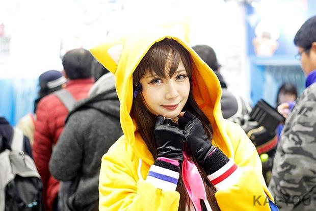 「コミックマーケット95」(C95)美人コスプレコンパニオン写真まとめ11
