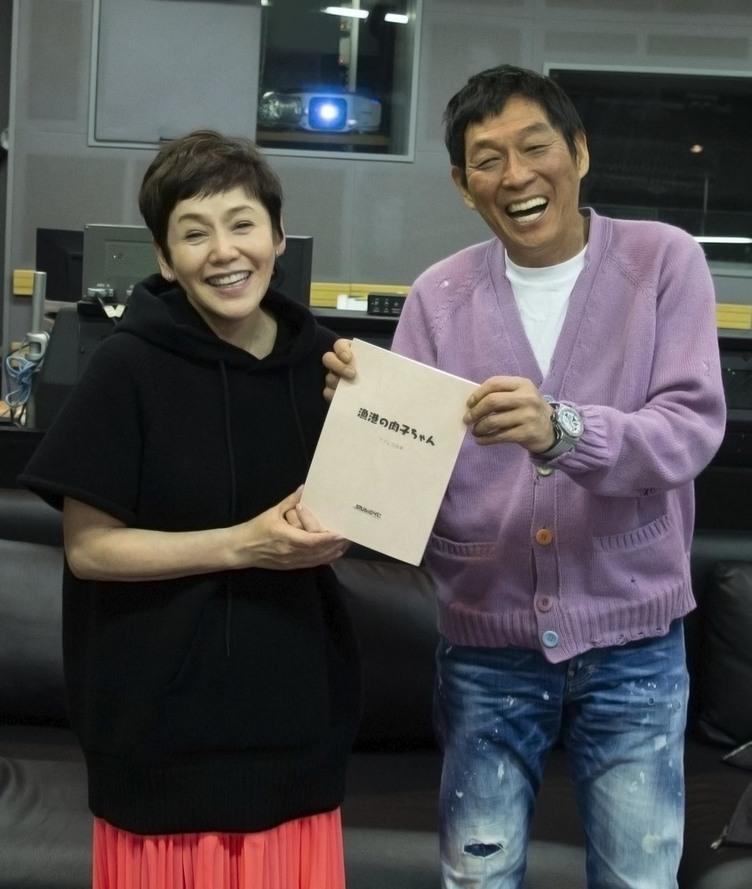 明石家さんまプロデュース『漁港の肉子ちゃん』主人公に大竹しのぶが抜擢
