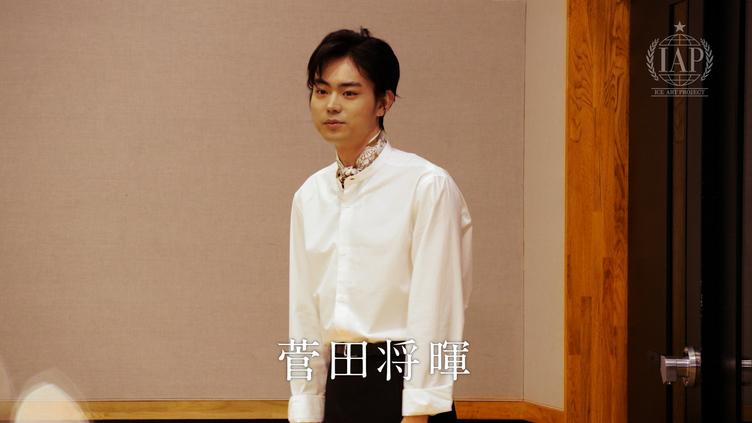 菅田将暉、人生初のデッサンモデルに 表現する時間「いい刺激になる」