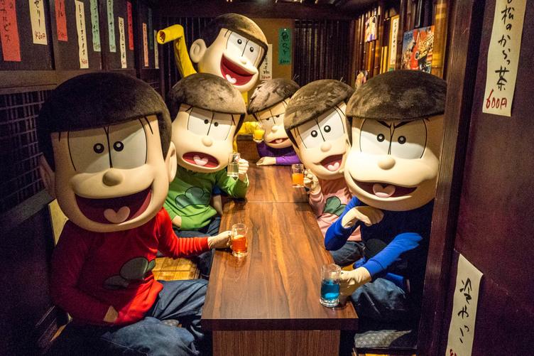 おそ松さん×佐賀県「さが松り居酒屋」をレポート! 6つ子のモチーフ料理が最高