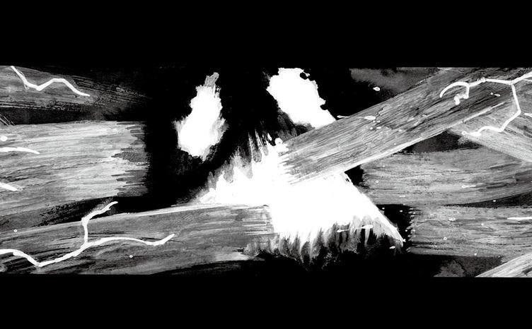 長編漫画「BIBLIOMANIA」連載 第10話「追憶」