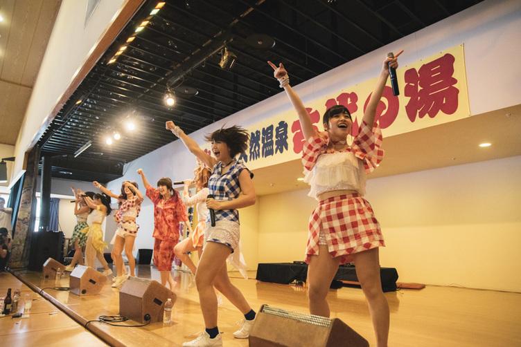 温泉×アイドル=最高! 現代のニュースタイル大宴会こと「湯会」の熱気よ伝われ