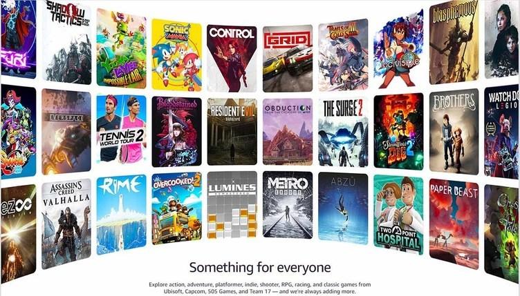 Amazonがクラウドゲームサービス「Luna」発表 スマホでもガッツリが遊べる