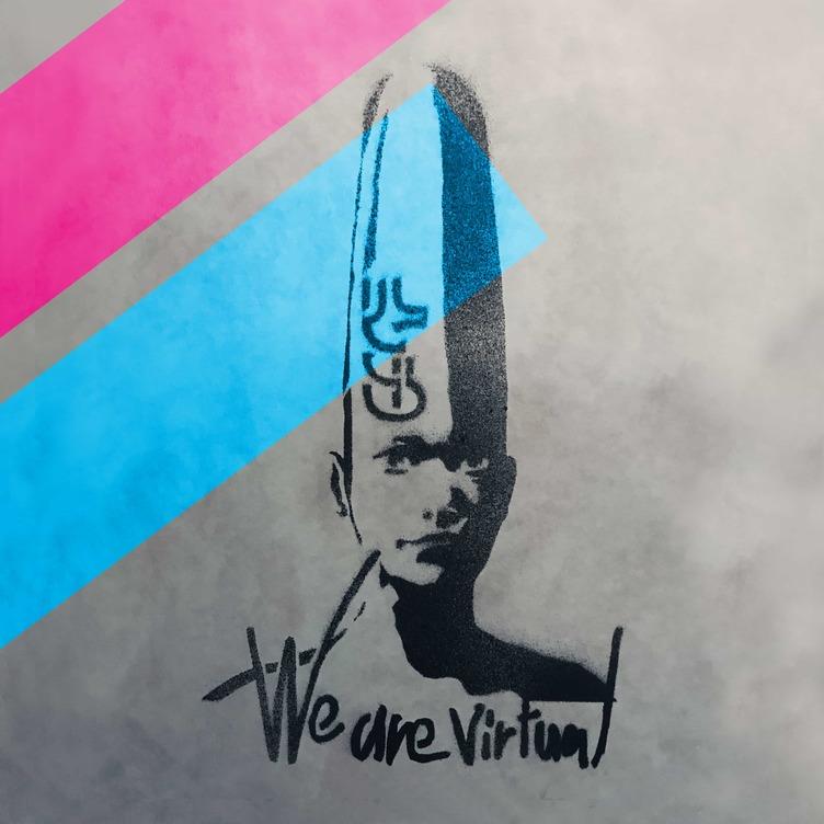 ミソシタが2ndアルバム『We are Virtual』、再び闇に包まれよう! DE DE MOUSEら参加