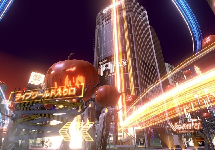 仮想空間の渋谷で、熱狂は成立するのか 「バーチャル渋谷ハロウィーンフェス」レポート