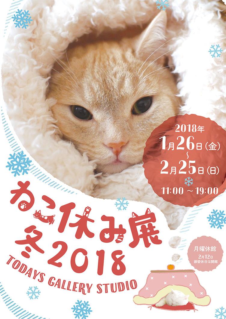累計35万人動員「ねこ休み展」 猫の日にはミッドニャイトパーティーも!