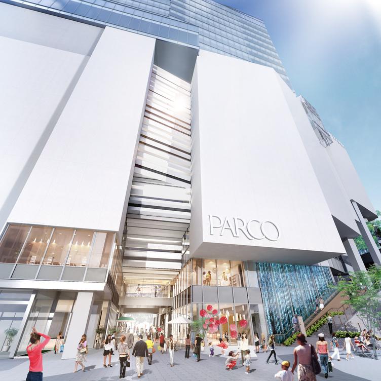 """「渋谷PARCO」11月""""再""""オープン 任天堂ショップやポケセンなど180店舗"""