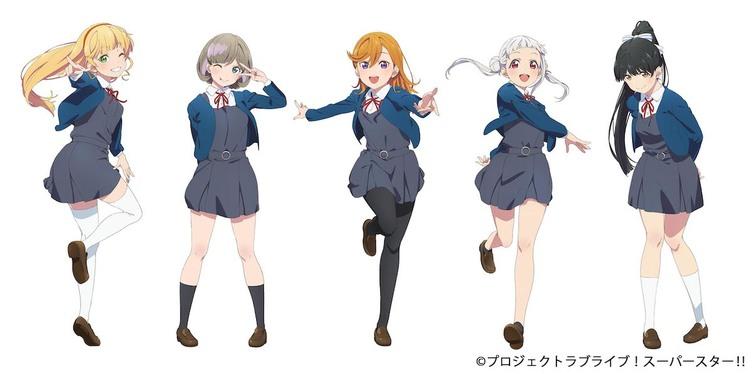 ラブライブ!新作『ラブライブ!スーパースター!!』舞台は私立結ヶ丘女子高等学校