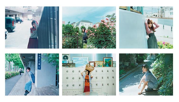エビ中×渋谷×アート、異色の組み合わせによる渋谷区写真集が発売