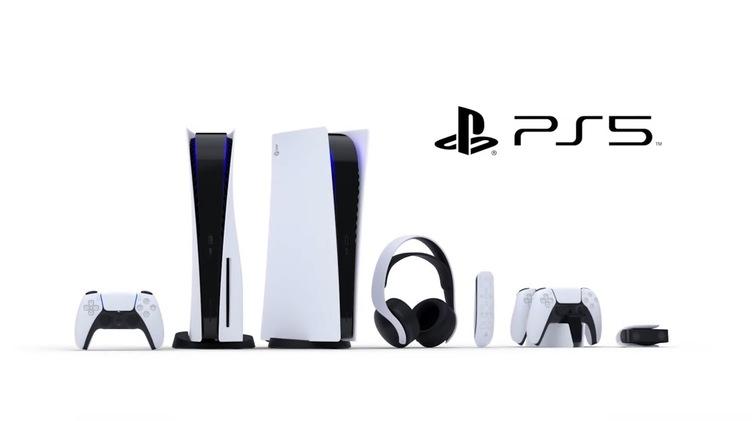 PS5の特設ページ、国内外の販売サイトで続々 2020年後半に販売予定