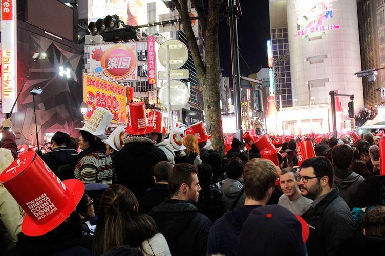 渋谷年末カウントダウン、任天堂が特別協力 逮捕者も出たハロウィンを経て