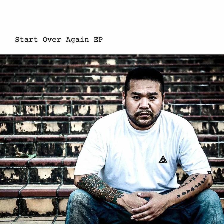 漢 a.k.a. GAMI新EP『Start Over Again E』 GREEN ASSASSIN DOLLAR制作の「Period.」含む6曲