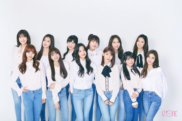 日韓ハイブリッドアイドル「IZ*ONE」日本デビュー FNS歌謡祭でも反響