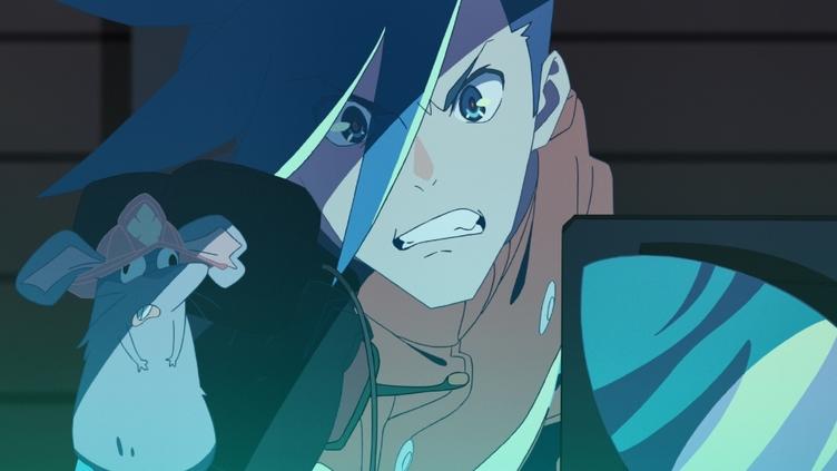『プロメア』興行収入10億円突破 前日譚「ガロ」「リオ」編付き上映決定
