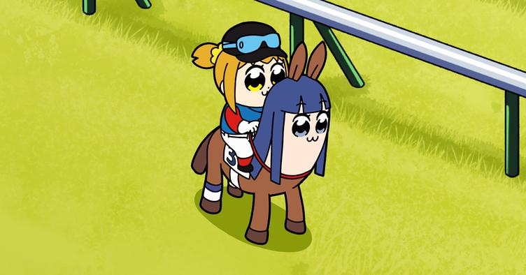 「ポプテピピック」新作アニメ『ポプテピ記念』が公開 声優陣も再集結