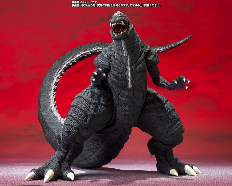 『ゴジラ S.P』の怪獣王、圧倒的禍々しさで降誕 デザインの山森英司が監修