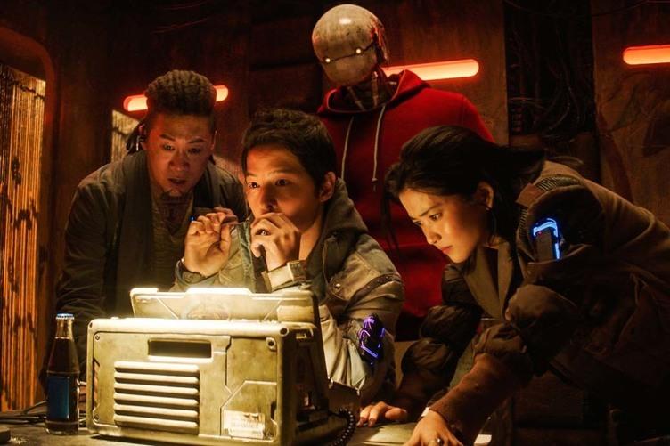 韓国SFの大作『スペース・スウィーパーズ』 Netflix新ラインナップに登場
