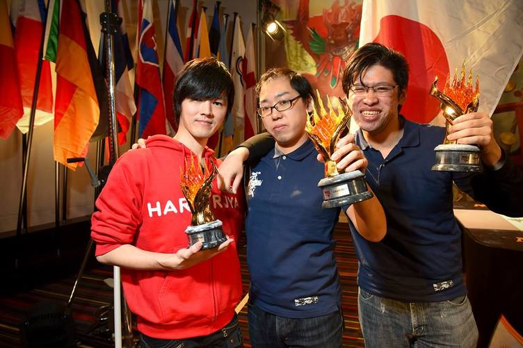 最強の日本代表『Magic: The Gathering』国際大会で前年の雪辱を果たす