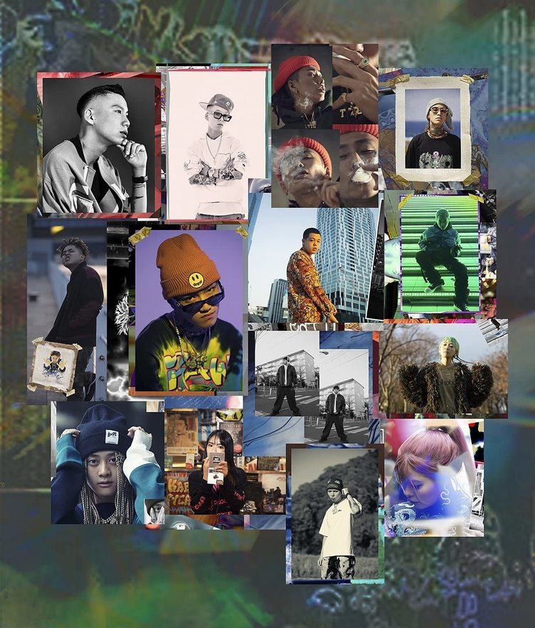 JP THE WAVY、WILYWNKA、ralphなど14名にフォーカスした写真集『正真正銘』