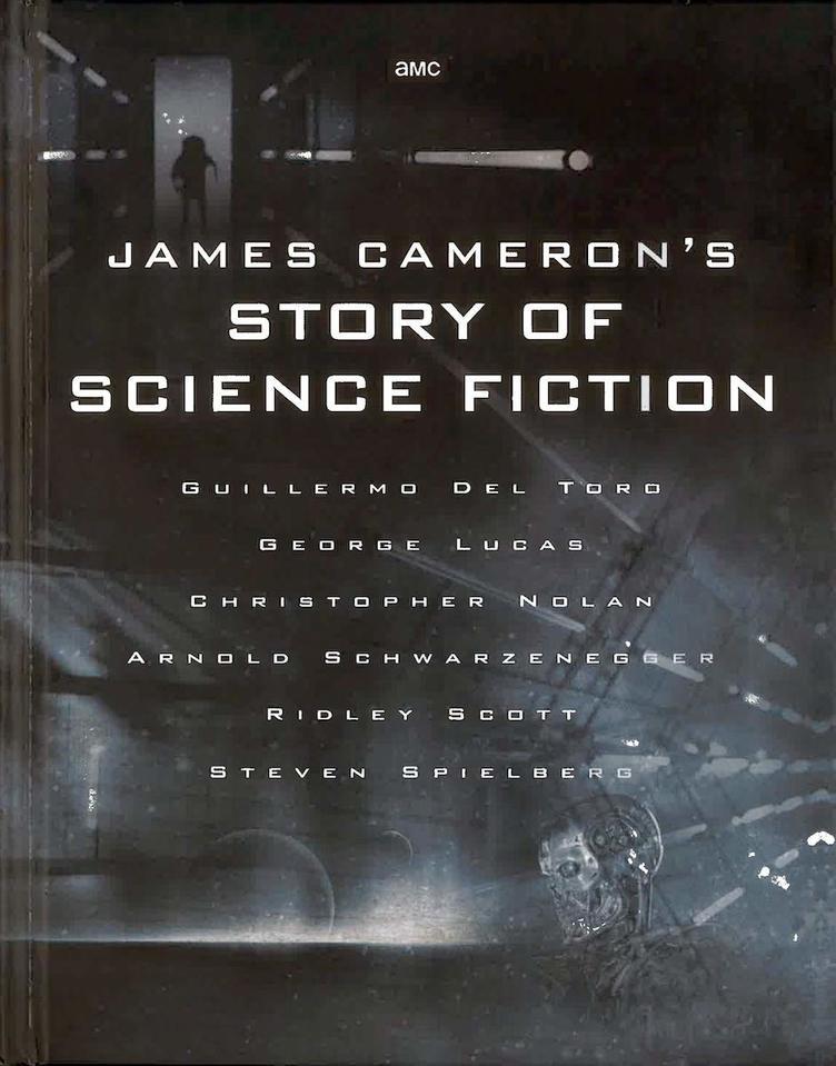 ジェームズ・キャメロン監督がSF映画談義 スピルバーグやデルトロら重鎮と