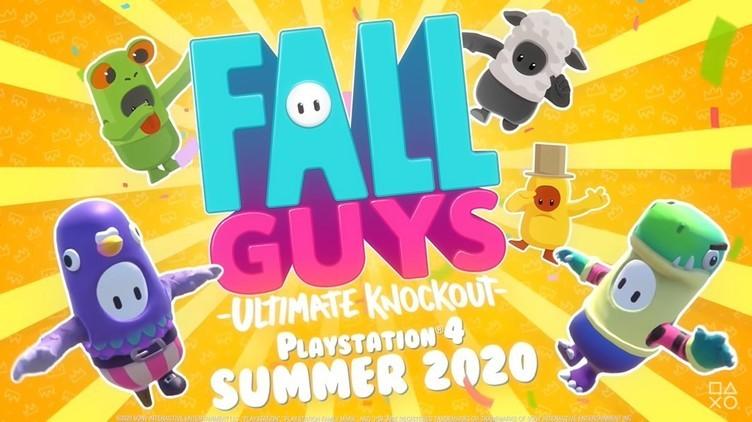 今度のバトロワは障害物競走だ!『Fall Guys』でわいわい生存競争