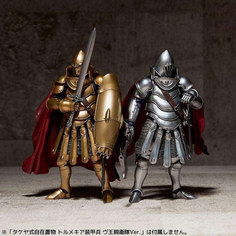 『風の谷のナウシカ』トルメキア装甲兵がクールなフィギュアに! 竹谷隆之が総指揮
