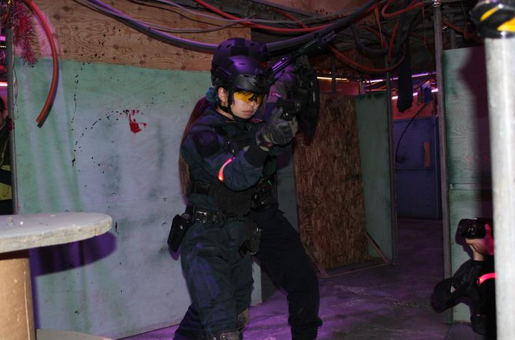 バイオ20周年のリアル銃撃戦! サバゲーマーがフル装備で潜入してみた