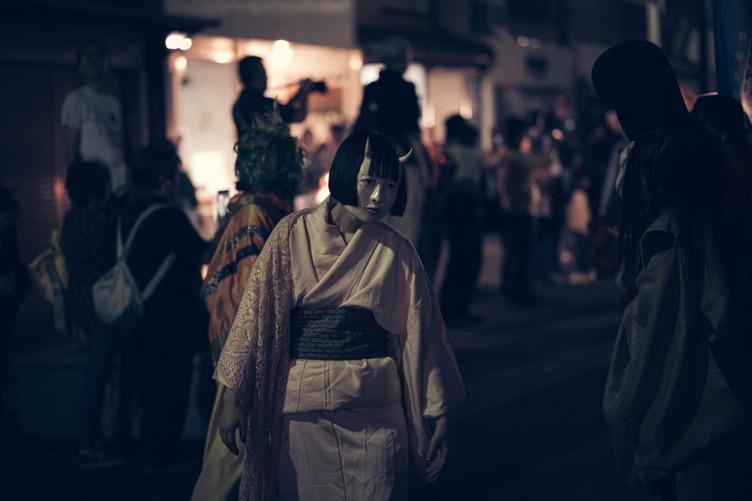 京都の妖怪パレードがリアル百鬼夜行 子供が泣き叫ぶガチな恐ろしさ