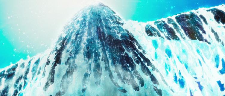 アニメ映画『海獣の子供』予告編解禁 圧巻の映像表現と音楽に息を飲む