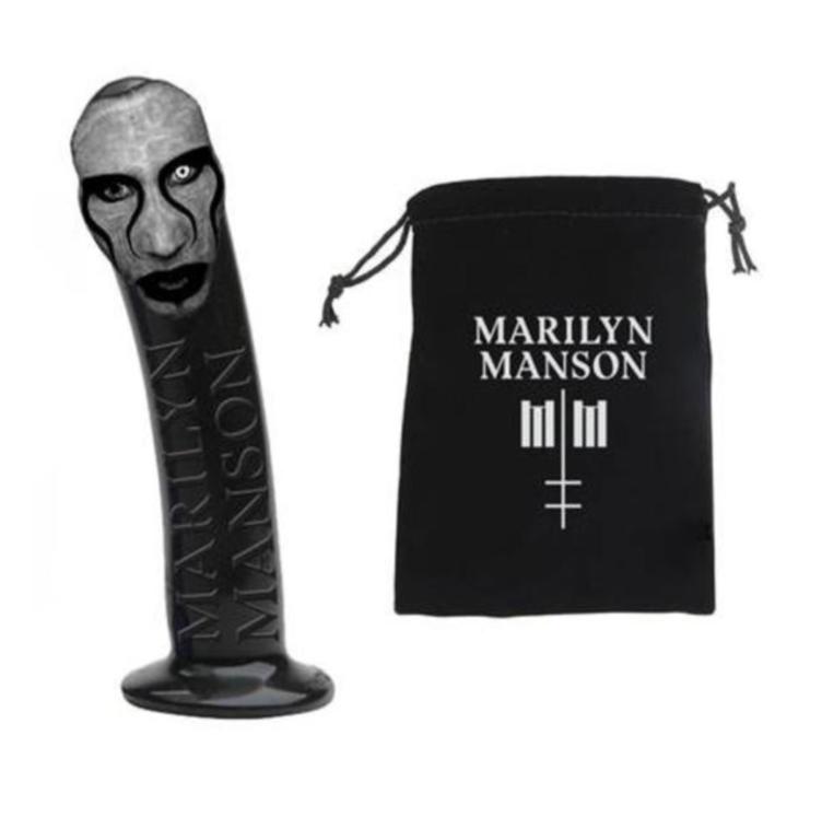 刺激的なハロウィンに… マリリン・マンソンが発売するディルドが尖ってる