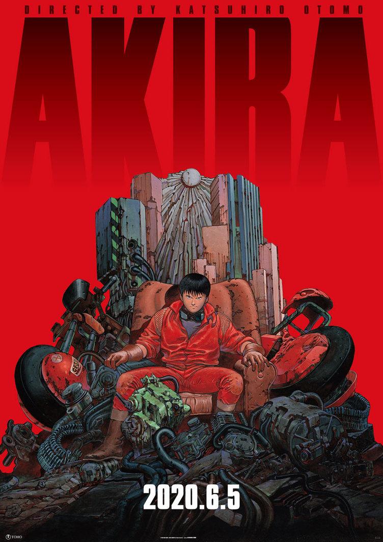 『AKIRA』4Kリマスター公開 TOHOシネマズ営業再開で新海、湯浅作品など特別上映