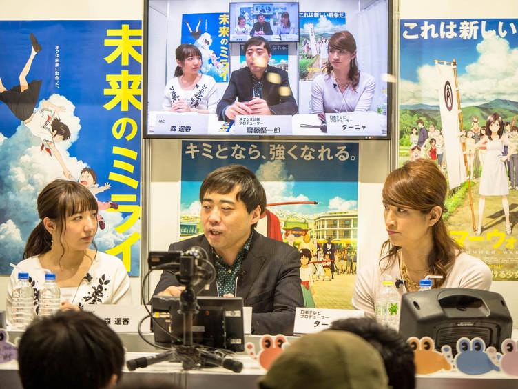 「金曜ロードSHOW!」名物プロデューサーが語る細田守