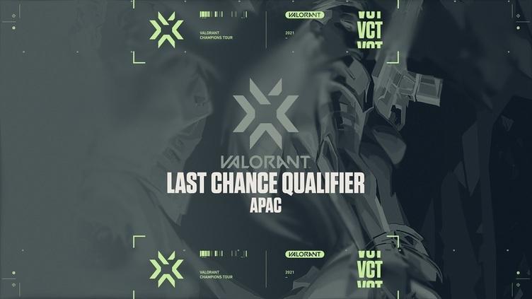 『VALORANT』APACラスト予選は10月11日から ZETA DIVISIONとREJECTが参戦