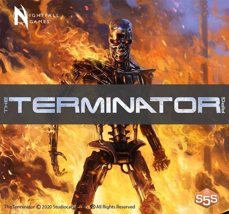 映画『ターミネーター』がTRPG化!  年内に無料版リリース予定