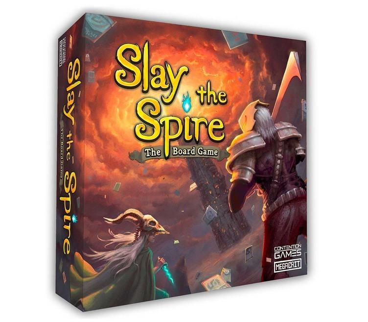 睡眠時間が溶けるカードゲーム『Slay the Spire』が協力型のボドゲに
